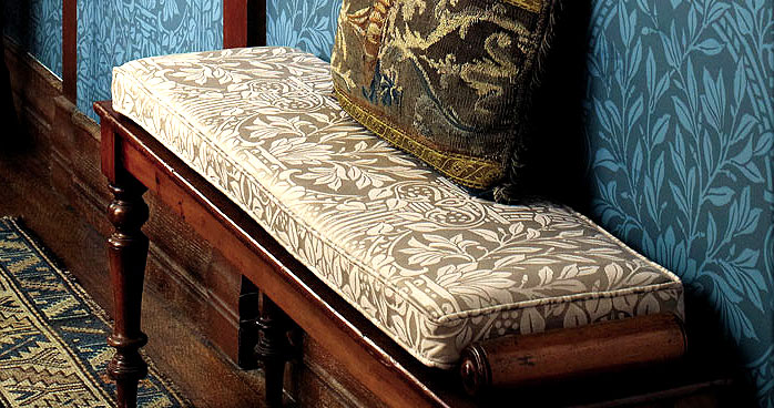 englische tapetenmuster william morris stil tapeten online. Black Bedroom Furniture Sets. Home Design Ideas