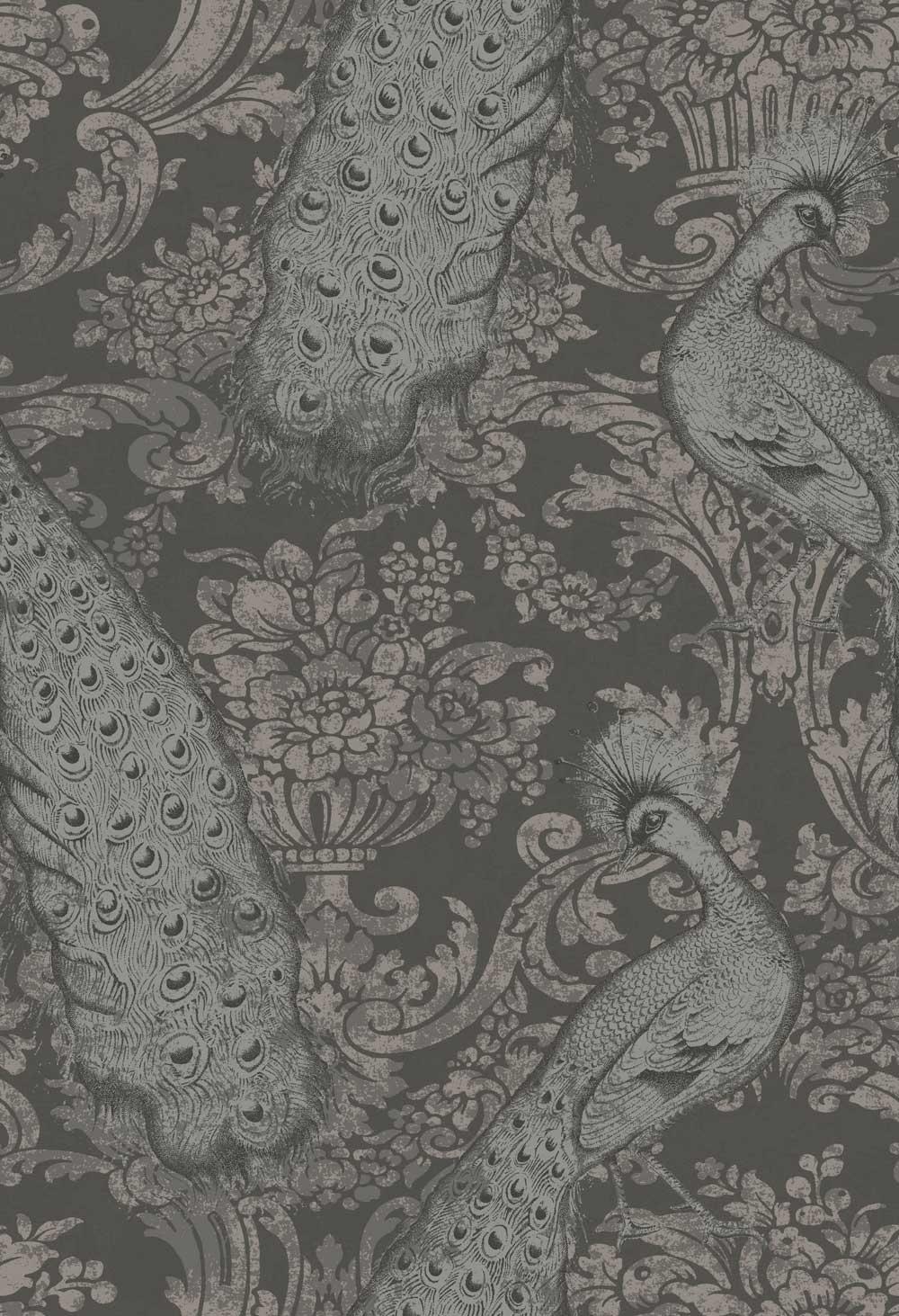 englische tapeten von cole and son fornasetti online kaufen. Black Bedroom Furniture Sets. Home Design Ideas