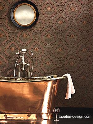 Tapeten design in berlin oder online kaufen for Muster tapete wohnzimmer